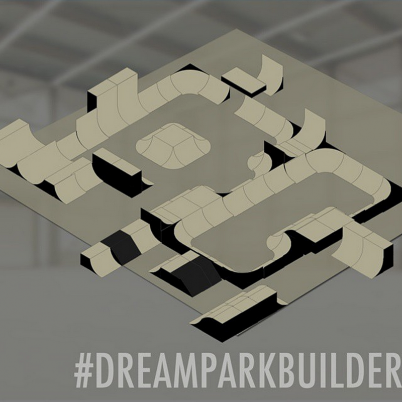 Dream Park Builder Skatepark Design